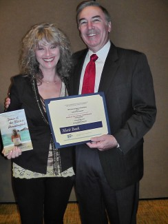 Because of SAMMY, my book is now an award-winning novel!