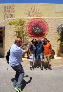 Cabo with the Bizarre Andrew Zimmern