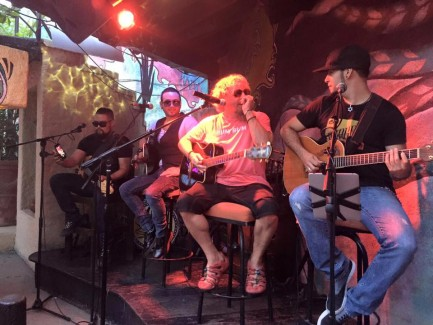 Cabo Wabo Cantina 26th Anniversary Off To a Great Start!