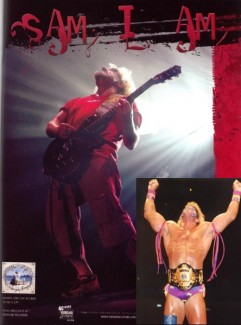 PETITION: Sammy Hagar to Guest Star on WWE Monday Night RAW