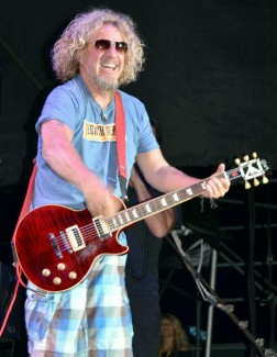 SAMMY HAGAR and the WABOS @ HARVEYS LAKE TAHOE OUTDOOR ARENA 2012