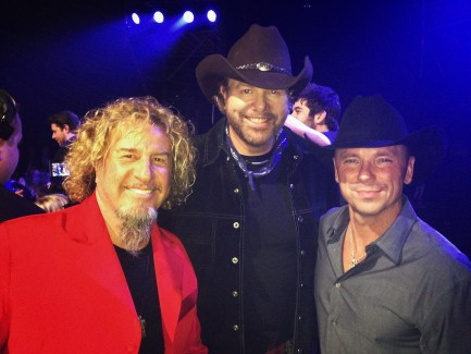 CMT Artists of the Year w/ Toby Keith & Kenny Chesney