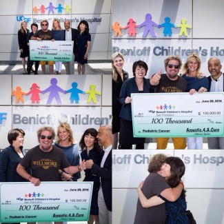 UCSF Check Presentation from Acoustic-4-A-Cure