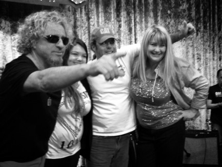 Vegas and Rock 'N' Roll Fantasy Camp