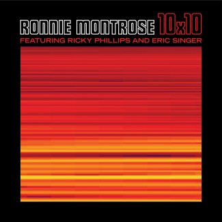 """Color Blind"" feat. Sammy Hagar and Steve Lukather as part of Ronnie Montrose: 10x10"