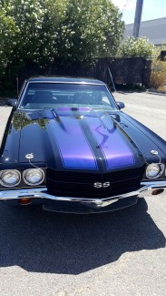 Own Sammy's 1970 Chevrolet El Camino SS!