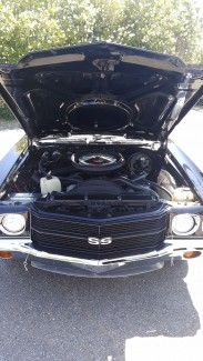 Own Sammy's 1970 Chevrolet El Camino SS!