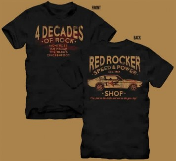 RedRocker.com Store Coming Soon