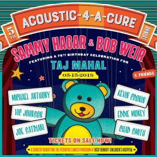 Acoustic 4 A Cure #5 is on sale now!