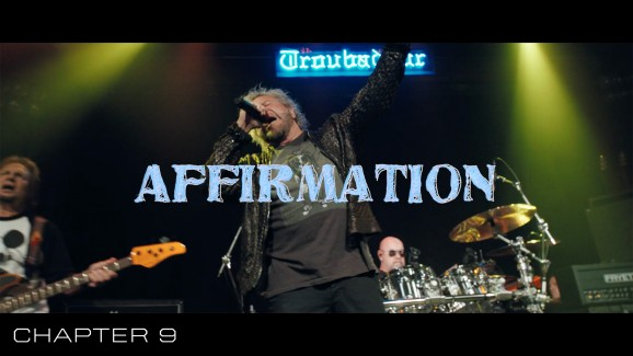 "Sammy Hagar & The Circle Share ""Affirmation"" Official Video Off #4 Charting Album Space Between"