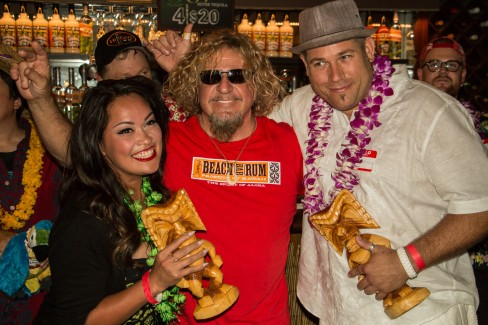 Mai Tai Contest @ Lefty O'Doul's (SF) Presented by Sammy's Beach Bar Rum
