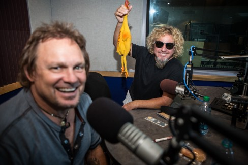 SAMMY AND MIKEY HAPPY HOUR RADIO SHOW