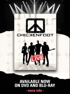 Chickenfoot: Get Your Buzz On Live!