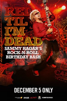 'Red Til I'm Dead' 70th Birthday Bash From Cabo Set For One-Night Theatrical Release on December 5