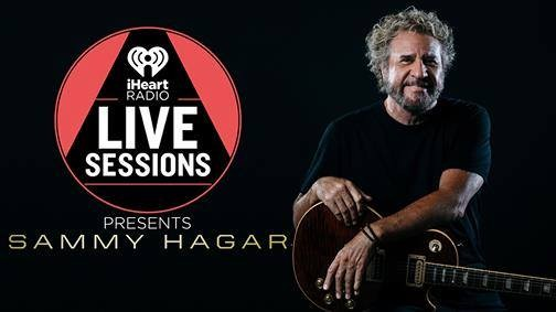 Sammy Chats about Space Between and more with iHeartRadio for Live Sessions