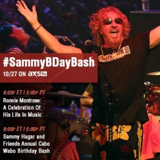 2013 CABO BIRTHDAY BASH ON AXS TV
