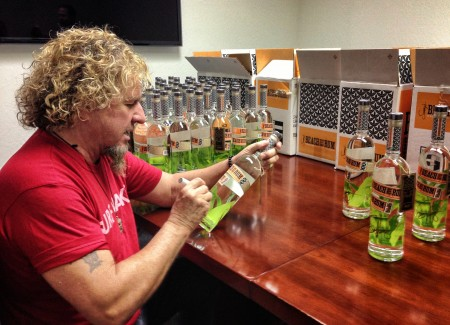 Limited Sammy-Signed Rum Bottles for Bevmo (California only)