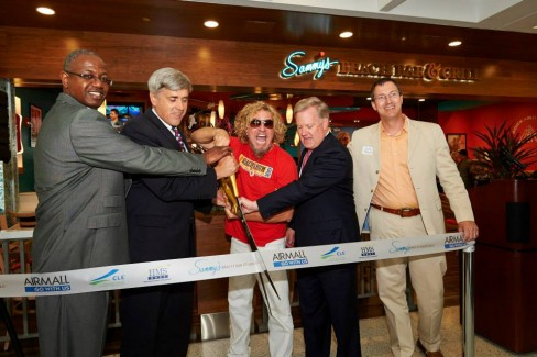 Cleveland Sammy's Beach Bar & Grill Grand Opening!
