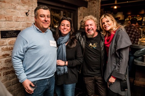 The Passage Bar Launch Party at El Paseo