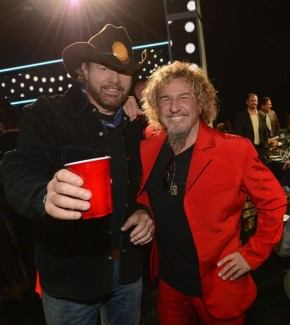 TOBY KEITH'S TWISTER RELIEF CONCERT