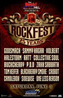 2017-06-03 @ Rockfest 2017