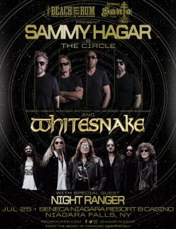2020-07-25 @ Seneca Niagara Resort & Casino