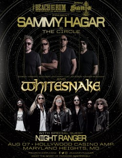 2020-08-07 @ Hollywood Casino Amphitheatre