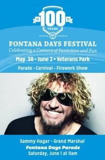 2013-06-01 @ Fontana's 100th Anniversary @ Veterans Park