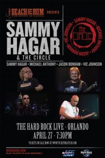 2015-04-27 @ Hard Rock Live Orlando