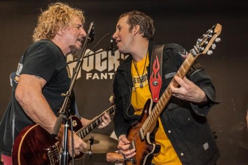 2015-02-12 @ Rock 'n' Roll Fantasy Camp