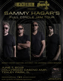 2019-06-07 @ Hollywood Casino Amphitheatre