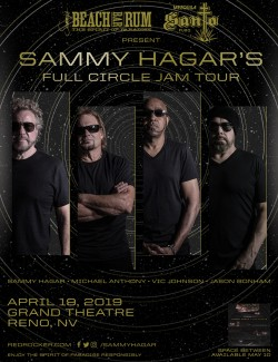 2019-04-19 @ Grand Theatre - Grand Sierra Resort
