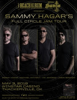 2019-05-03 @ WinStar World Casino & Resort