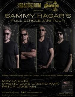 2019-05-17 @ Mystic Lake Casino Amphitheater