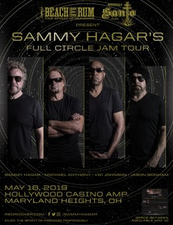 2019-05-18 @ Hollywood Casino Amphitheatre