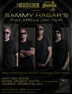 2019-05-20 @ Rose Music Center at The Heights