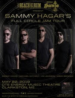 2019-05-22 @ DTE Energy Music Theatre