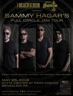 2019-05-25 @ XCite Center at Parx Casino