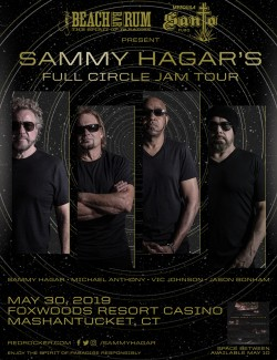 2019-05-30 @ Foxwoods Resort Casino - Grand Ballroom