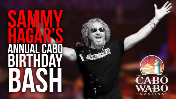 2016-10-09 @ Cabo Wabo Cantina - Birthday Bash! Night 2