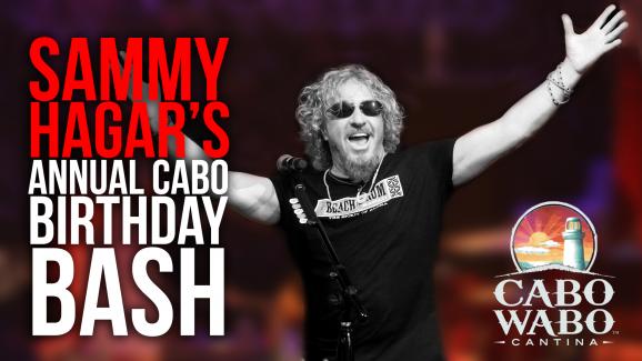 2016-10-07 @ Cabo Wabo Cantina - Birthday Bash! Night 1