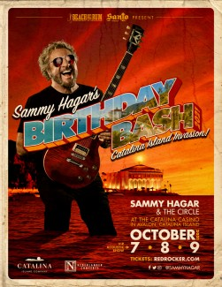 2021-10-08 @ Birthday Bash 2021 - Night 2 @ Catalina Casino