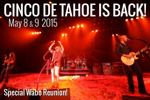 2015-05-08 @ Cinco de Mayo in Tahoe - Night #1 @ Harrah's South Shore Room