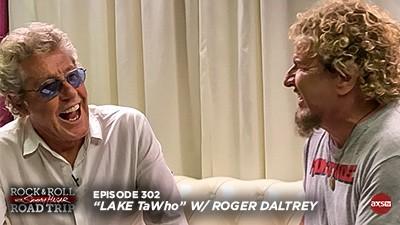 2018-04-15 @ Rock & Roll Road Trip with Sammy Hagar - Episode 302 (Lake TaWho)