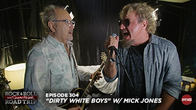 2018-04-29 @ Rock & Roll Road Trip with Sammy Hagar - Episode 304 (Dirty White Boys)