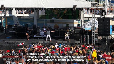 2018-05-20 @ Rock & Roll Road Trip with Sammy Hagar - Episode 307 (Cruisin' With The Redheads)