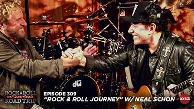2018-06-03 @ Rock & Roll Road Trip with Sammy Hagar - Episode 309 (Rock & Roll Journey)
