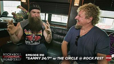 2018-06-17 @ Rock & Roll Road Trip with Sammy Hagar - Episode 310 (Sammy 24/7)