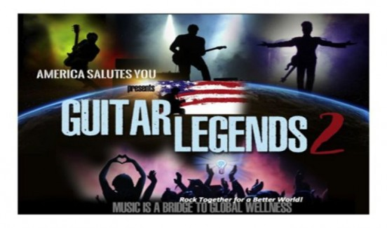 2018-12-02 @ Guitar Legends 2 @ The Novo