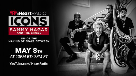 2019-05-08 @ iHeartRadio ICONS - The Making of Space Between